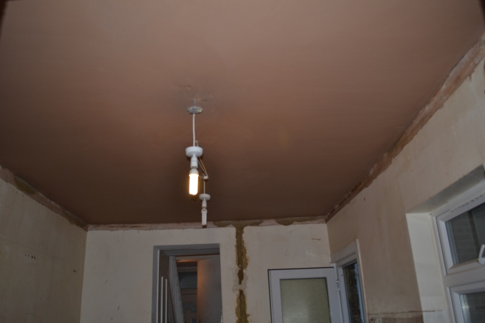Plastering London - Ceiling